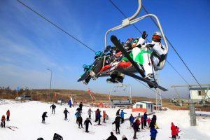 Новогодние туры из Владивостока в Китай