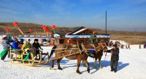 Развлекательные туры в Хуньчунь, Китай