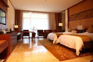 Отдых в гостинице в Хуньчуне, Китай