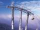 Подъёмник на горнолыжном курорте Ёнг Пён