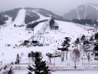 Туры на горнолыжные курорты Кореи