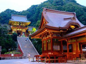 Экскурсия в храм Токио - Япония