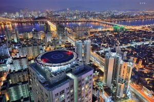 Туры в Корею из Владивостока - мегаполис Ичхон
