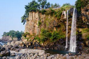 Туры в Корею из Владивостока - водопады на Чеджу