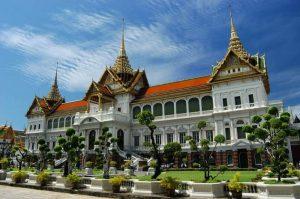 Туры в Таиланд из Владивостока - королевский дворец в Бангкоке