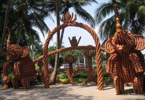 Туры в Таиланд из Владивостока - тропический сад