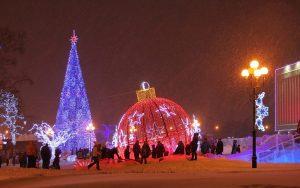 Новогодние туры для школьников на Сахалин