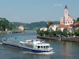 Тур на теплоходе по России - Астрахань