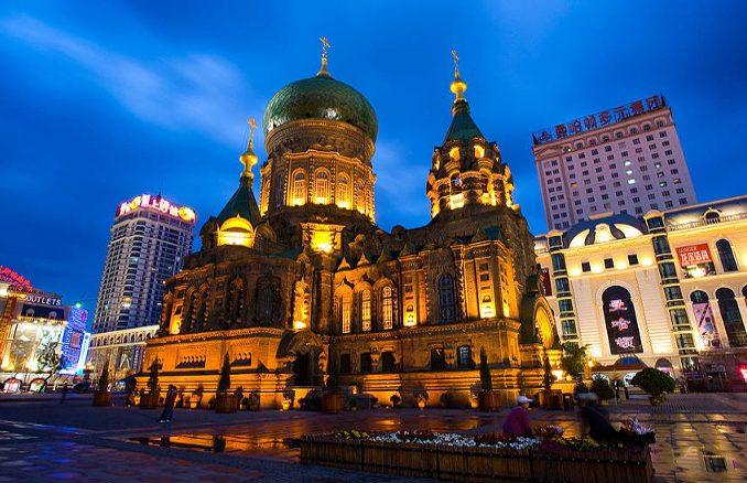 Экскурсионные туры поездом в Харбин (Китай) из Владивостока