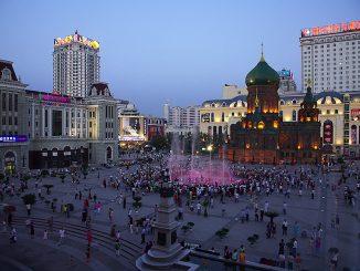 Экскурсионные туры в Китай из Владивостока
