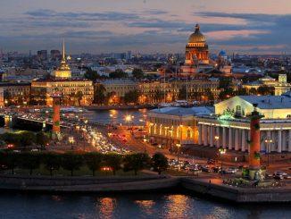Туры из Владивостока в Санкт-Петербург