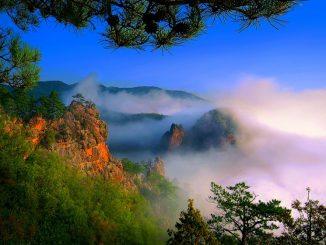 Тур в национальный парк Китая