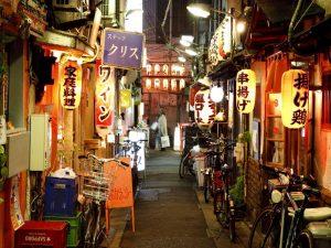 Туры в Токио - экскурсия по улицам города